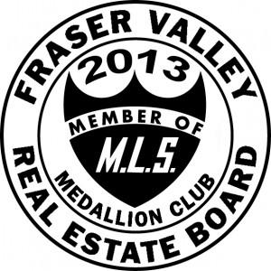 Medallion Crest 2013